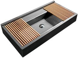 Techo S1 slate basin