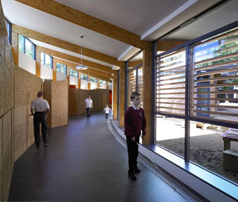 Interior Design Schools on Best Practice In School Design Has Been Covered Over On The Esi