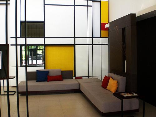 mondrian interior design and cycling interior design. Black Bedroom Furniture Sets. Home Design Ideas