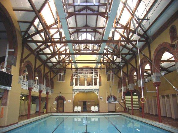 Scotland S Victorian Swimming Baths Interior Design