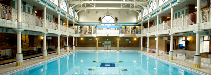 North Woodside Baths Glasgow Interior Design