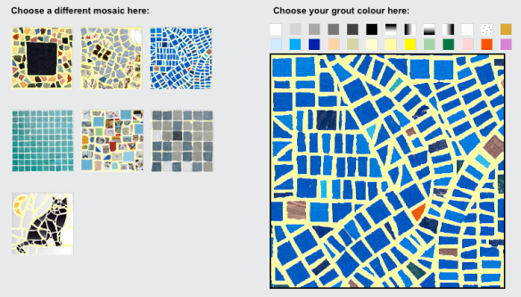 Selecting Tile Grout Colour Technical Properties Interior Design