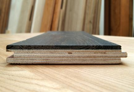 Using 6000 Year Old Bog Oak For Timber Flooring