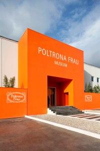 Poltrona Frau Museum opens in Tolentino | Interior Design
